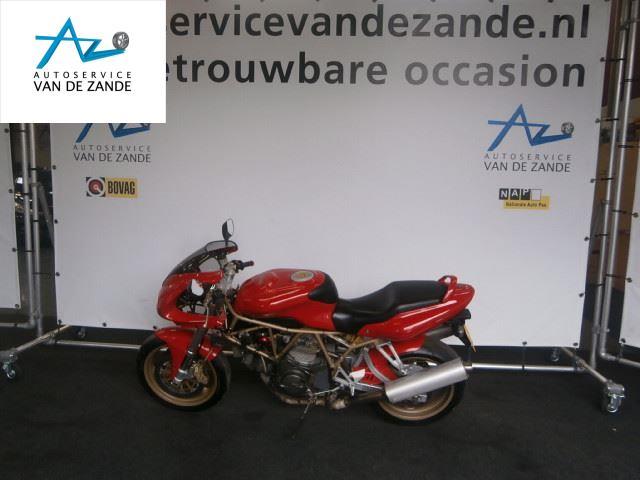 Ducati-750 SS Nuda