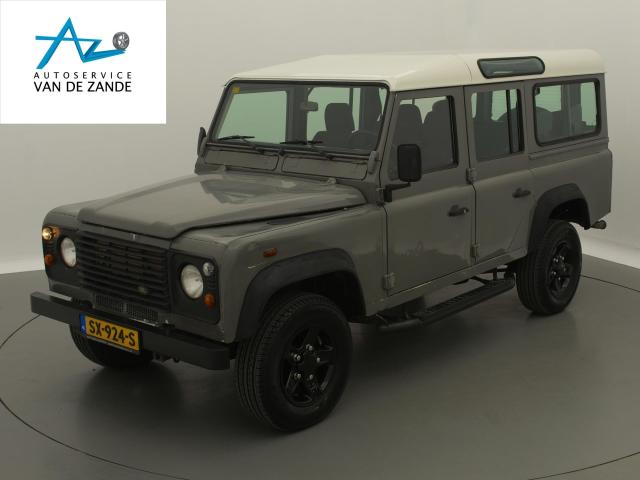 Land Rover-Defender